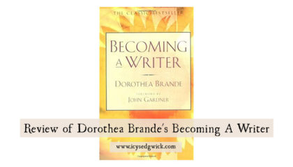 Review of Dorothea Brande's Becoming A Writer