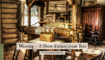 Weaving – A Short Fiction about Fate