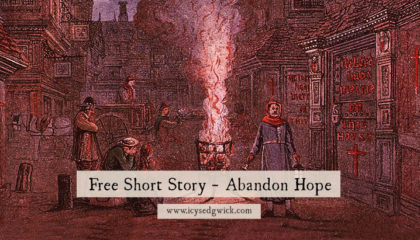 Inspired by Daniel Defoe's Journal of a Plague Year, this short story investigates the practice of quaranting plague victims in their own homes...