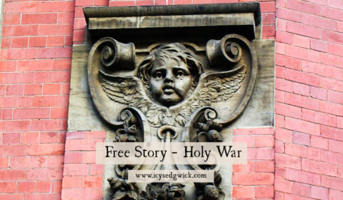 In this free short story, a post-apocalyptic survivor shares the truth about angels and the Holy War that tore civilisation apart...
