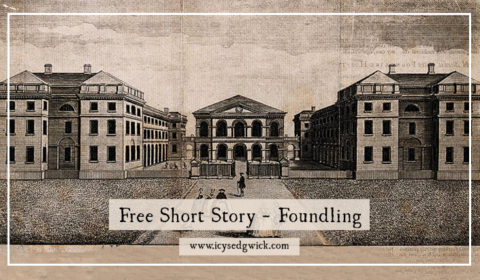 This short story explores the Foundling Museum in London...and whether or not its former staff still linger from its days as a hospital...