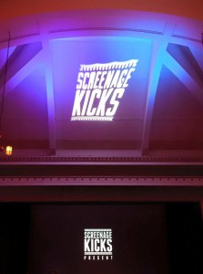 screenage kicks