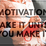 Getting things done doesn't always come naturally to people. Here are 4 ways to fake motivation until it's second nature!