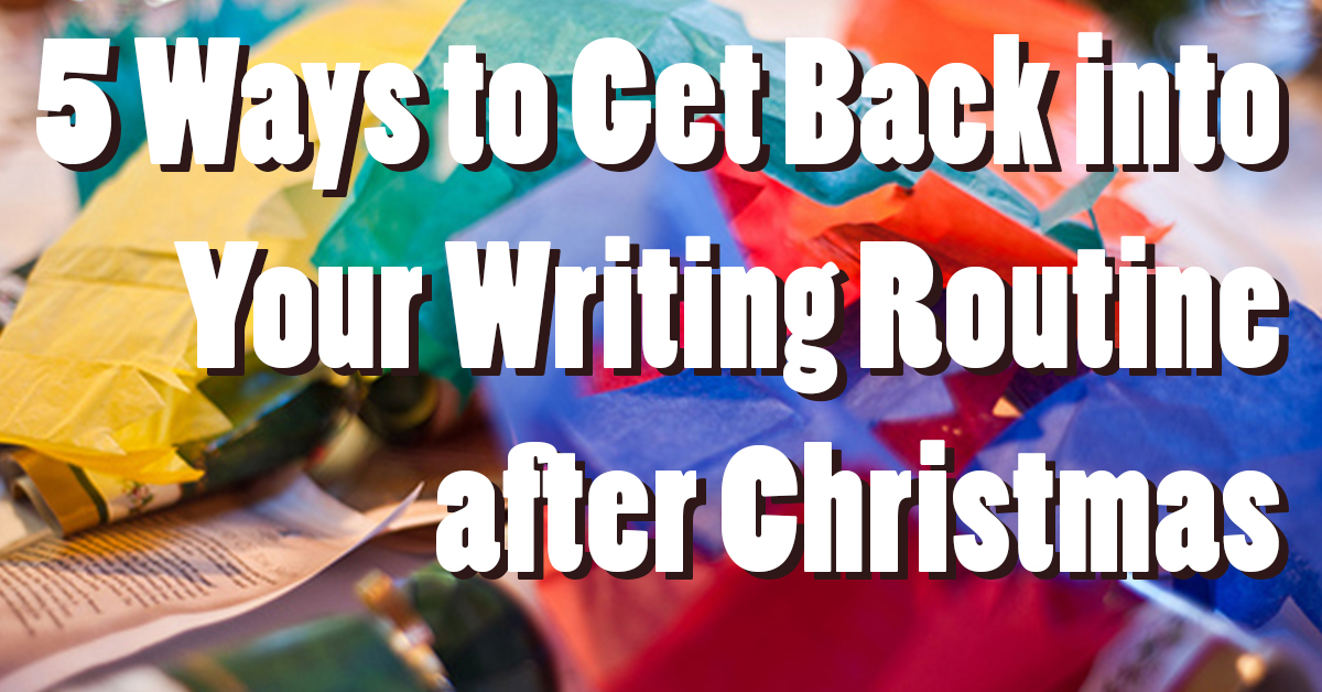 how to get into writing fiction