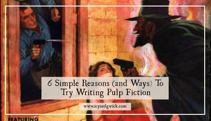 Pulp fiction essay