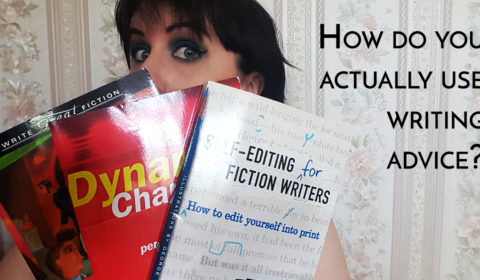 how do you use writing advice