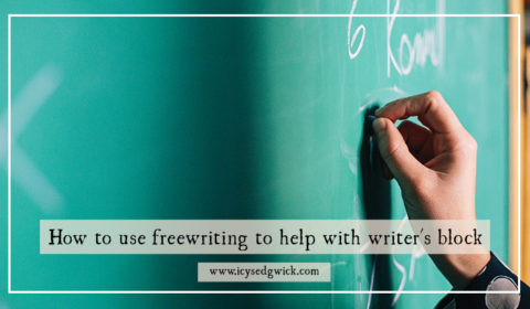 "Freewriting is a trendy term for those who write ""morning pages"" but how can you use it for plotting a new project or working around writer's block?"