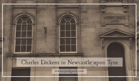 dickens in Newcastle