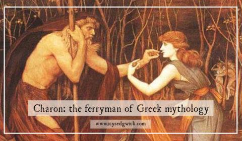 charon, the ferryman of greek mythology