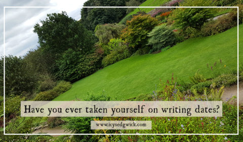Writing can be a lonely endeavour, and it's important to get out of the house and away from your laptop. Will 52 Dates for Writers help you to do that?