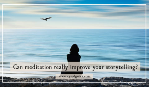 Meditation doesn't just mean sitting thinking about nothing. It can be beneficial to your health, as well as your writing. Click here to find out how meditation can help improve your storytelling!