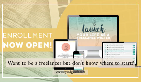 Have you often wondered about becoming a freelancer but didn't know where to start? Click here to find out how!