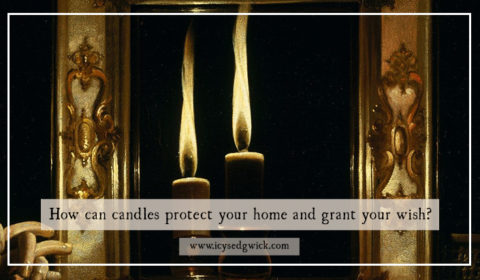 Candles might be used for everything from home decor to aromatherapy, but how can you use them to get wishes and protect your home?