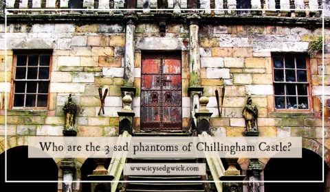 Chillingham Castle boasts many tales of phantoms and spirits, but who are the Blue Boy, the Grey Lady, and the Lady in White? Come and meet them...