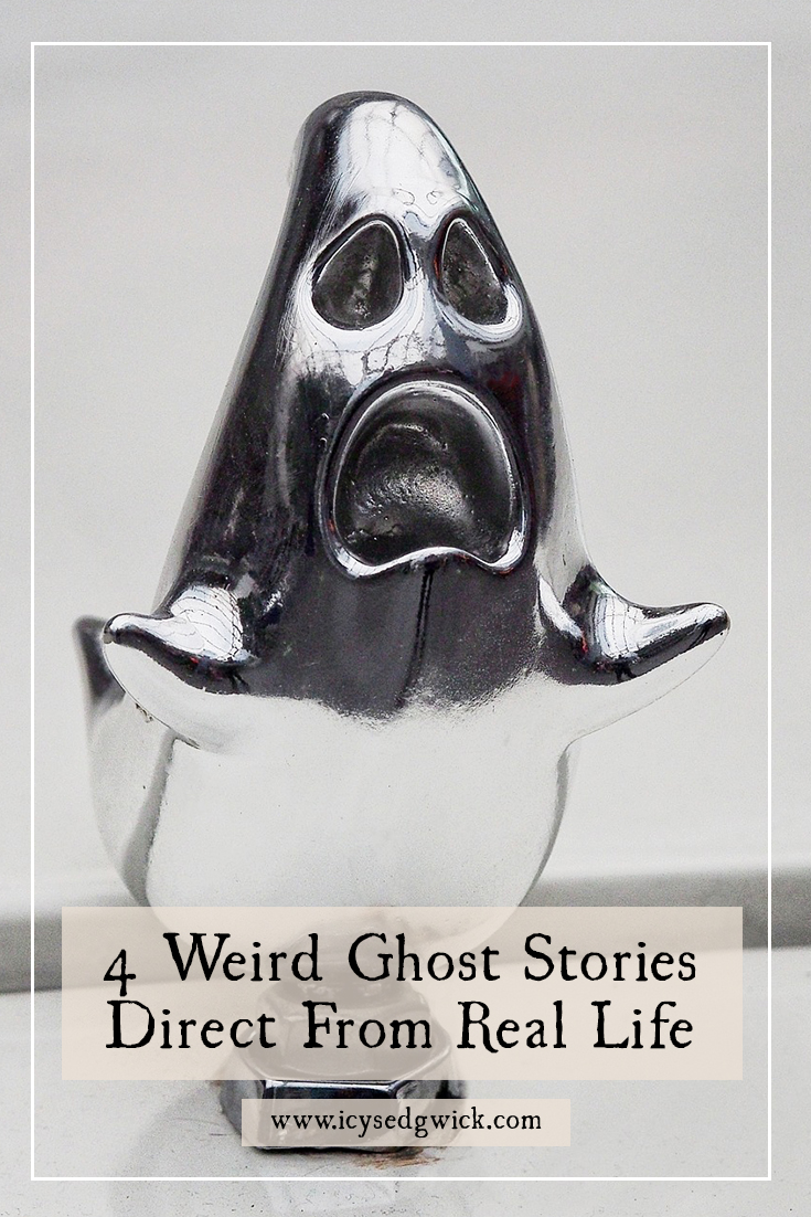 These  Weird Ghost Stories Come Directly From My Own Experience I Cant