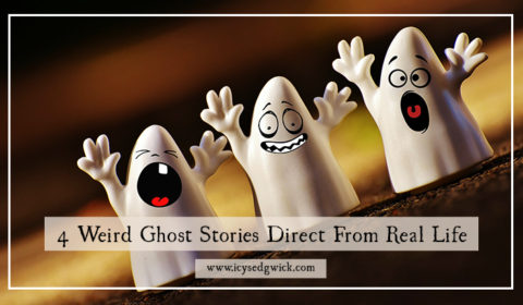 These 4 weird ghost stories come directly from my own experience. I can't see if they happened, or I just imagined them, but read them with an open mind...