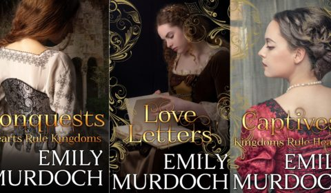 Emily Murdoch is a trained medieval historian and author of historical fiction. Read on to discover why she loves writing historical romances!