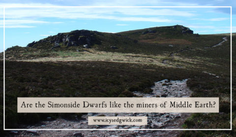 The Simonside Dwarfs live in the hills near Rothbury. They lurk in the darkness, ready to lure unwitting travellers to their doom. Click here to meet them.