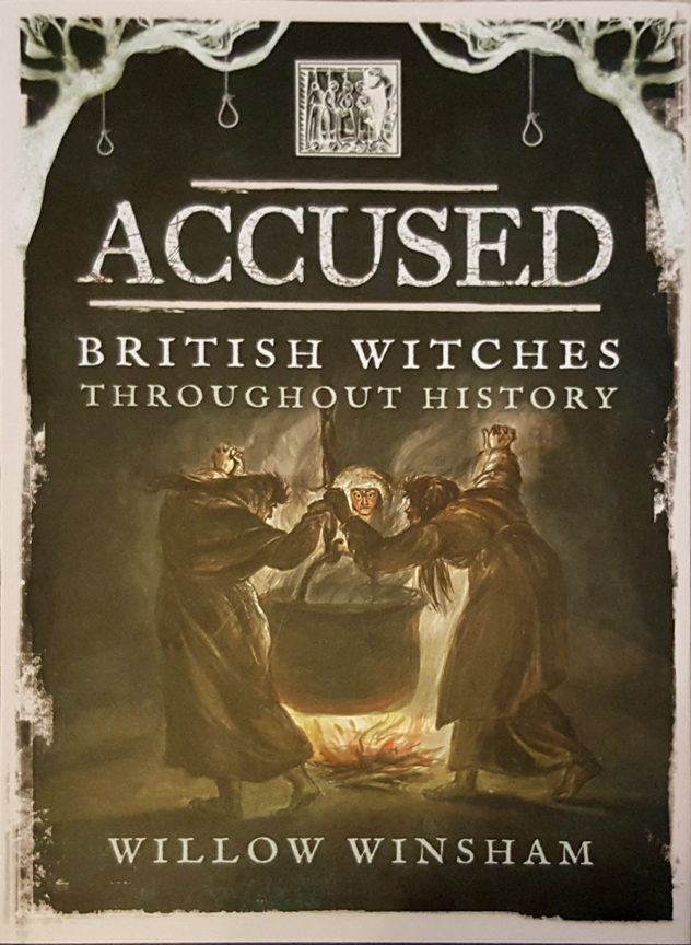 witchcraft throughout history Buy accused: british witches throughout history by willow winsham (isbn: 9781473850033) from amazon's book store everyday low prices and free delivery on eligible orders.
