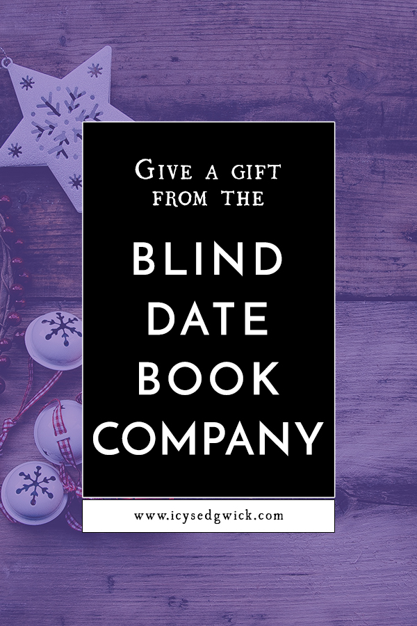 Not sure what to buy the book lover in your life? Order a gift box from the Blind Date Book Company and let them make the decision for you!