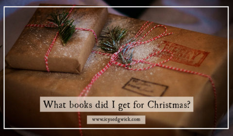 What books did I get for Christmas 2016?