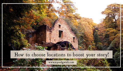 Where you set your story is just as important as what happens in it. So let's look at how to choose locations to boost the world-building of your story!