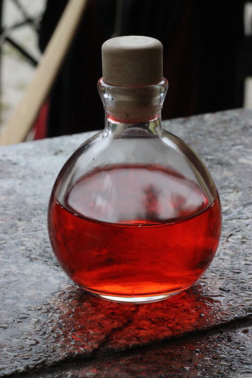An image of a potion bottle.