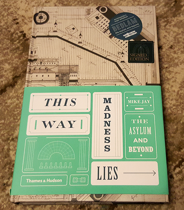 This Way Madness Lies: The Asylum and Beyond