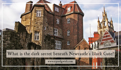 The Black Gate stands as the gateway to the heart of old Newcastle. But what is the dark secret that lies beneath its wooden walkways?