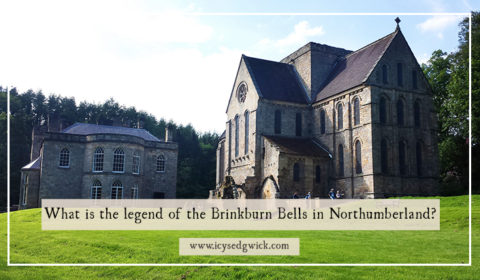 Do the Brinkburn Bells now ring in Durham, or do they lie at the bottom of the River Coquet? Find out the legends of this quiet corner of Northumberland.