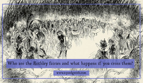Northumberland features many tales of the fey folk - and the Rothley fairies appear in not one but two stories! But what exactly happens if you cross them?