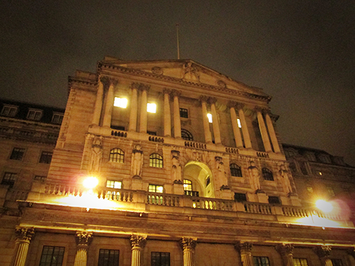 A city as old as London is bound to have its fair share of ghosts and revenants. But who is the Old Lady of Threadneedle Street? Read on to find out!
