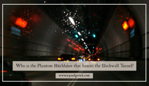 Lonely stretches of roads often host tales of a phantom hitchhiker or two. But does London's Blackwall Tunnel have its own spectral motorcyclist?