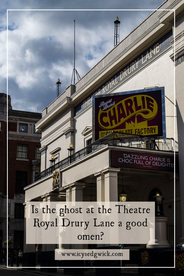 Plenty of theatres boast tales of resident spectres. But few have the same pedigree as the Theatre Royal in Drury Lane. Who is their famous Man in Grey?