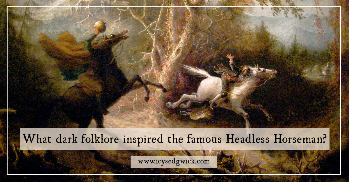 folktales of the headless horse man Stage-play script for washington irving's' the headless horseman of sleepy hollow with optional music and sound effects tracks.