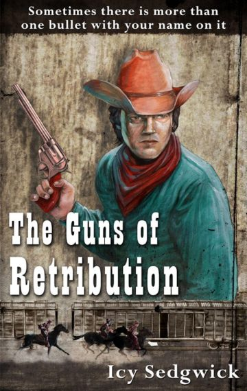 The Guns of Retribution is a rip-roaring pulp Western, set in 1880s Arizona. Will bounty Grey O'Donnell defeat a crooked sheriff and collect his payout?