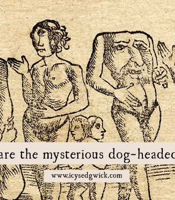 Who are the mysterious dog-headed men?