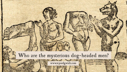 From Anubis to the cynocephali, dog-headed men crop up in myths around the world. But who are they and what do they represent? Click here to find out.