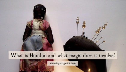 What is Hoodoo and what magic does it involve?