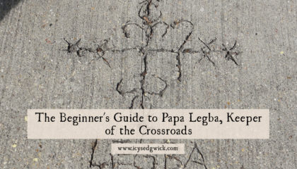 Papa Legba is one of the more famous figures within Voodoo. But who is he, and are the common representations correct? Click here to meet him.