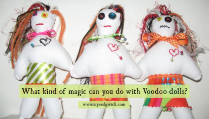 The creation, and use, of Voodoo dolls is mostly a figment of Hollywood's imagination. So what kind of magic can you actually do with them?