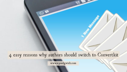 4 easy reasons why authors should switch to ConvertKit