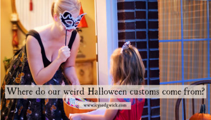 Halloween customs range from the fun to the downright weird. But where do they actually come from and why do you still follow them?