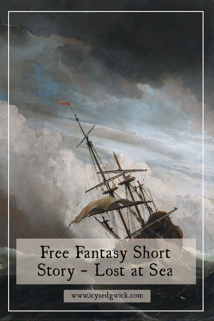 Witchcraft, storms, superstitions and mermaids combine in Lost at Sea, a free fantasy short story by writer Icy Sedgwick.