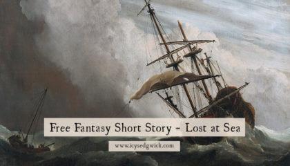 Friday Flash – Lost at Sea