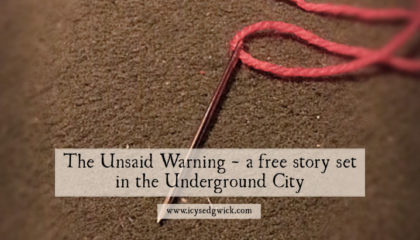 #FridayFlash – The Unsaid Warning