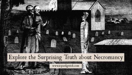 Is necromancy really about raising the dead, or is it a form of artful divination? Click the link to explore this strange practice that dates to ancient Greece!