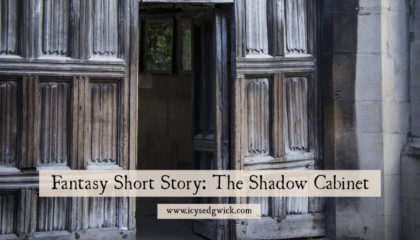 Ever wondered what the Shadow Cabinet is? This free fantasy tale by Icy Sedgwick explores a darker alternative meaning to their name.