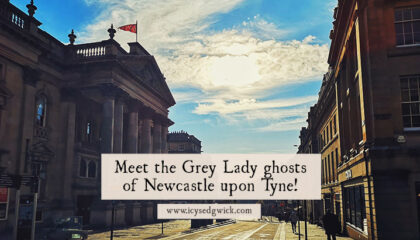 The Assembly Rooms and the Theatre Royal in Newcastle upon Tyne each boast a Grey Lady ghost. But who are they? Click here to learn more.