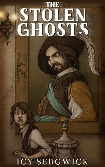 The Stolen Ghosts follows a lonely teen and a cavalier ghost, forced to prevent an apocalyptic showdown between the worlds of the living and the dead!